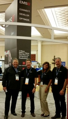 CDO Squared Team at AAA Show In Las Vegas