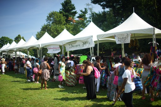 Curly Girl Collective's Groundbreaking 2nd Annual CURLFEST Draws Large Crowd for Natural Beauty Celebration