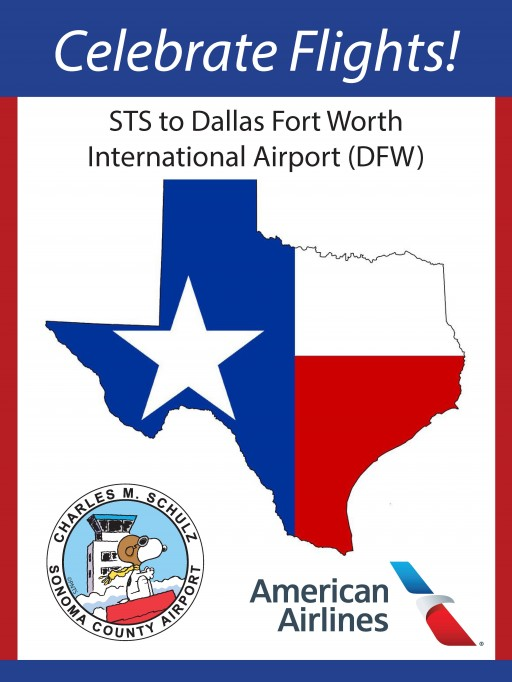 STS and Partners Spur-Up to Celebrate Launch of Daily American Airlines Flights to Dallas Fort Worth on June 6