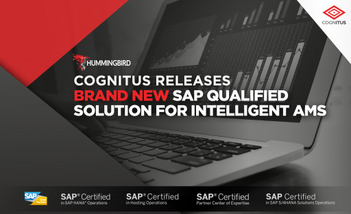 Building Intelligence Into Application Management Support - Cognitus Releases New SAP Qualified Solution for Intelligent AMS