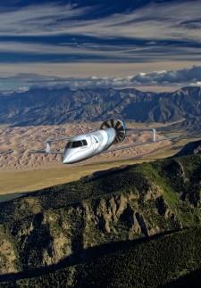 SkyFan Business Jet