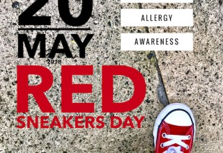International Red Sneakers Day