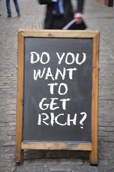 Do You Want to Get Rich? Sign