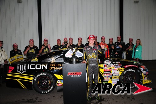MDM Motorsports Sweeps Top Four Positions in Pocono ARCA Mod Space 150