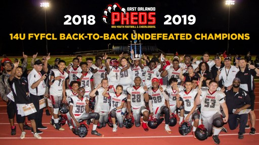 The East Orlando Preds Cancel 2020 Fall Football and Cheer Season