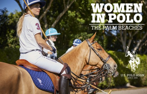 U.S. Polo Assn. Partners With Palm Beach County to Create a 30-Minute TV & Digital Show 'Women in Polo: The Palm Beaches,' as Part of Its New Women's Initiative 'Inspiring Others'