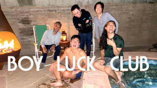 Boy Luck Club, the First Gaysian Comedy TV Series Streams Now on AAM.tv, Amazon Prime and Tubi