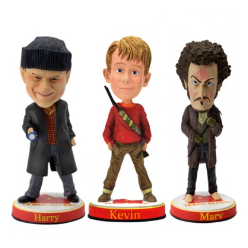 Limited Edition Home Alone Bobbleheads Now Available