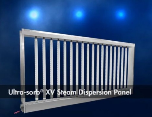 DriSteem Releases New Ultra-Sorb® XV Steam Dispersion Panel Product Video
