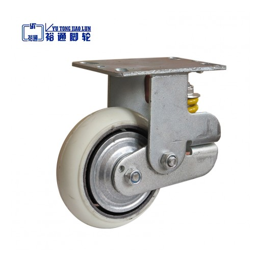 Analysis of Shock Absorbing Caster Wheel - YTCASTER