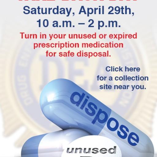 Narconon Suncoast Supports Local Prescription Take Back Event