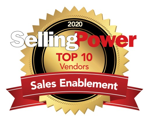 Membrain Listed as Top 10 Sales Enablement Vendor for 2020