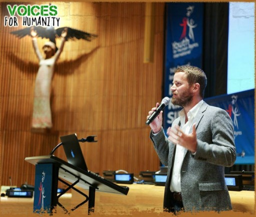 Voices for Humanity Rocks for Human Rights With Wil Seabrook