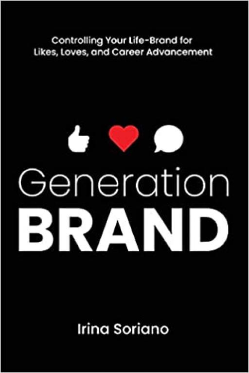 High-Tech Exec Irina Soriano Announces Release of Generation Brand