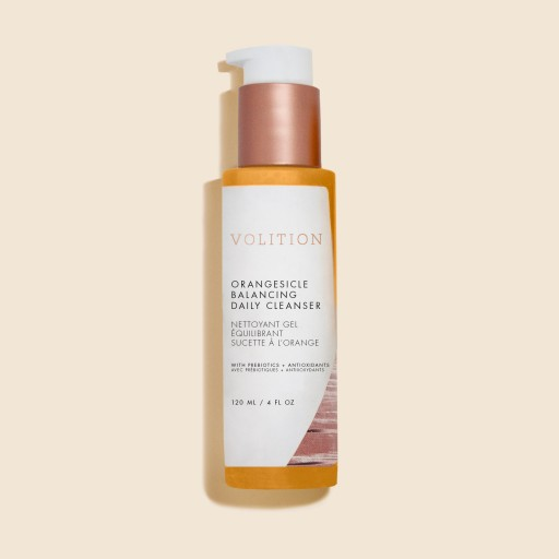 Volition Beauty's New Product Launch: Orangesicle Balancing Daily Cleanser