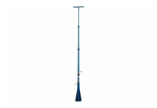 Larson Electronics Releases Telescoping Light Mast, 12-25', 360-Degree Rotation, Fold-Over, 3-Stage Tower