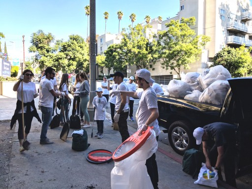 Monthly Cleanups Continue Making Hollywood a Better Place to Live