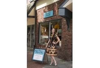 Malena's Vintage Boutique in West Chester PA has had a global impact