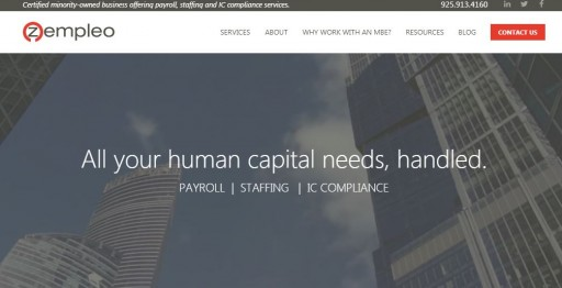 Evergent Group Launches New Zempleo Website Redesign