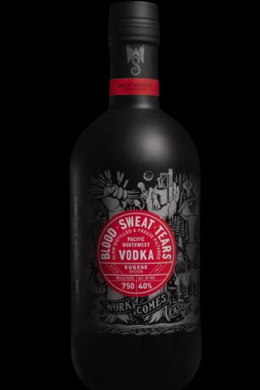 Blood x Sweat x Tears Vodka Wins Gold Medal at the 2020 San Francisco World Spirits Competition