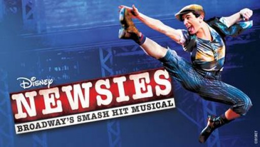 Axelrod PAC Presents 'Disney's Newsies, the Musical'