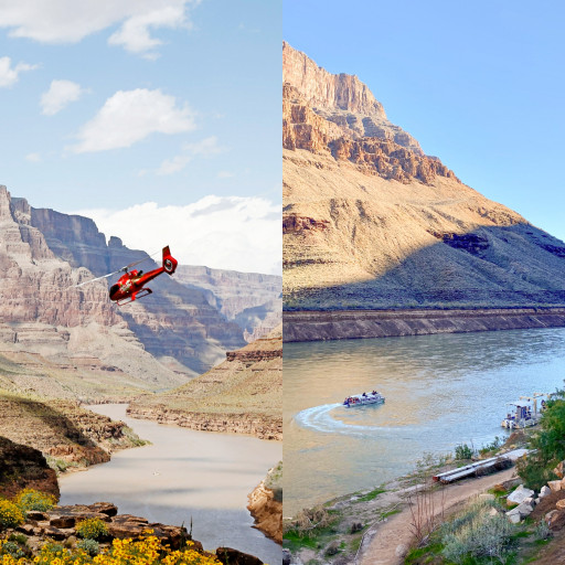 Experience the Grand Canyon From Above & Below