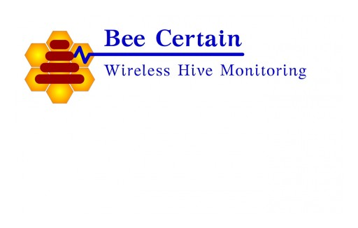 Bee Certain Announces Launch of Wireless Honeybee Hive Monitoring System