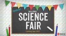 Selling Science Fair