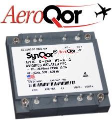 AeroQor APFIC-U-24x-HT Isolated PFC Converter