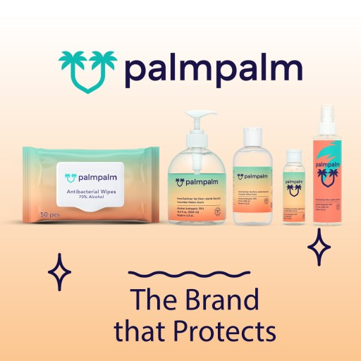 Trinity Packaging Supply Launches palmpalm™ Hand Sanitizer Product Line Nationwide