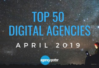 Top 50 Digital Agencies 2019