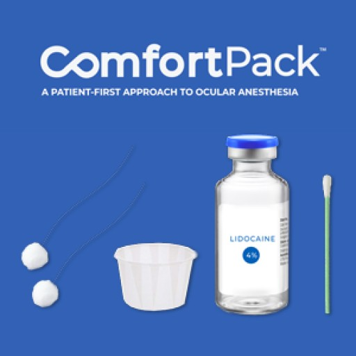 ComfortPack™ Promises to Enhance Patient Experience for Intravitreal Injections