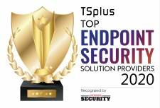 TSplus recognized as 2020 TOP Endpoint Security Provider