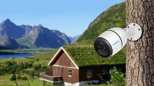 Reolink Launches Innovative Reolink Go Wire-Free 4G LTE Security Camera on Indiegogo
