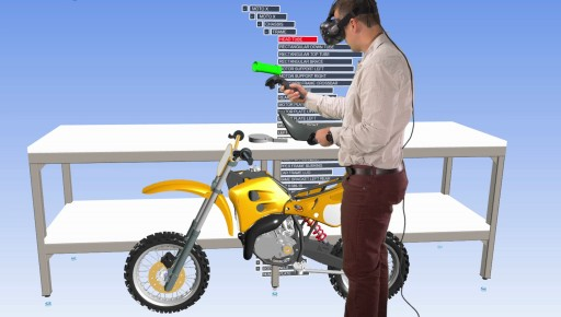 Tech Soft 3D Enables Full 3D CAD Access for Augmented and Virtual Reality Applications