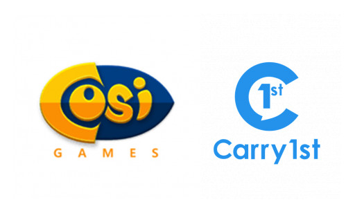 Carry1st and Cosi Games Sign Global Publishing Deal