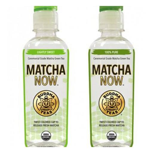 Buddha Teas Launches Matcha NOW™, a Revolutionary Matcha Tea