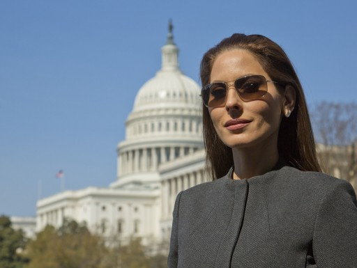 Kerri Kasem Lobbies Congress for Parents' Rights