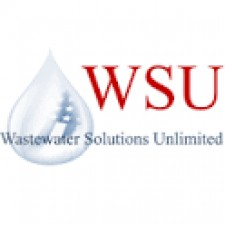 Wastewater Solutions Unlimited (WSU) Logo
