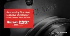Clarke Valve Exclusive Distributor