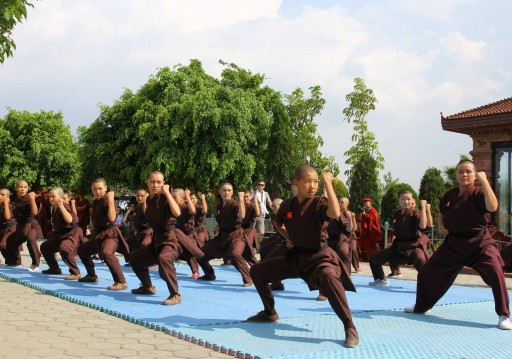 Live to Love Announces the Kung Fu Nuns to Receive 'Unsung Heroes' Honor at Atlantic Council's Distinguished Leadership Awards
