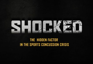 Shocked: The Hidden Factor in the Sports Concussion Crisis Title Image