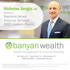 Nick Sergio, Founder & Chief Investment Officer, Banyan Wealth