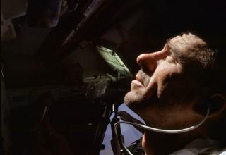 NASA Astronaut Walter Cunningham