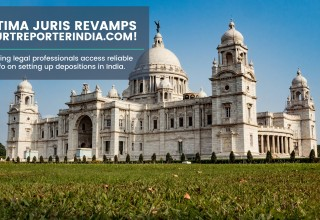 Optima Juris Revamps CourtReporterIndia.com! Helping Legal Professionals Access Reliable Info on Setting Up Depositions in India.