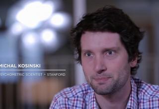 Professor Michal Kosinski, Psychometric Data Expert, Stanford University