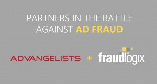 Fraudlogix Tech Integrated Into Advangelists' Platform to Fight Ad Fraud and Emphasize Supply Quality