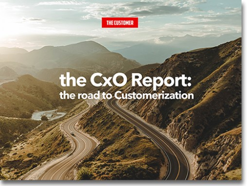 TheCustomer Announces The CxO Report: The Road to Customerization - 'C-Level Leaders on the New Customer Landscape'