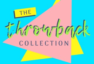 The Throwback Collection launches July 30