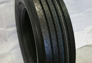 12R22.5 Road Warrior Steer Tires 18 Ply